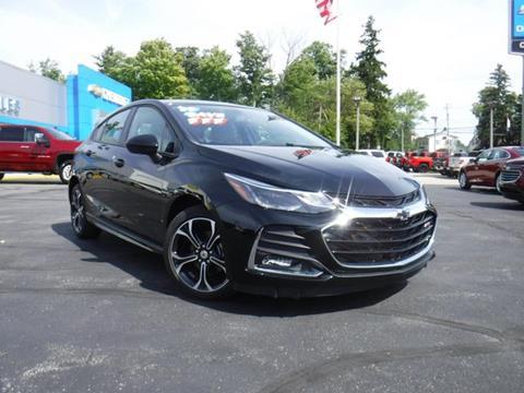 2019 Chevrolet Cruze for sale in Garrettsville, OH
