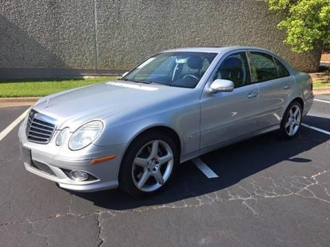 2009 Mercedes-Benz E-Class for sale in Marietta, GA
