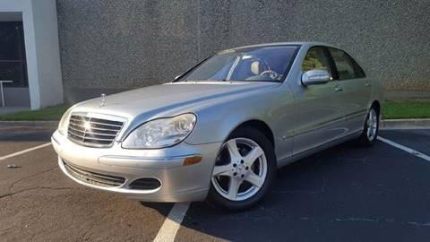 2005 Mercedes-Benz S-Class for sale in Marietta, GA
