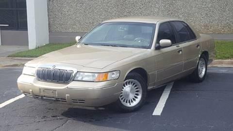 2000 Mercury Grand Marquis for sale in Marietta, GA