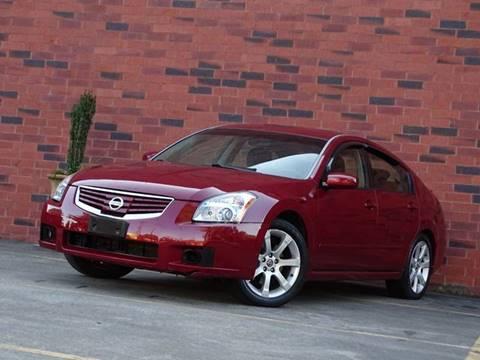 2008 Nissan Maxima For Sale In Marietta, GA