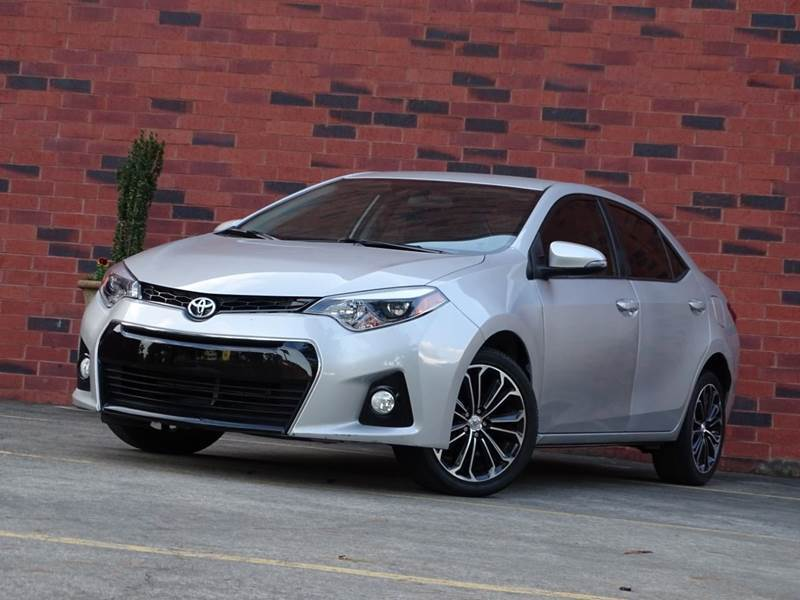 2016 Toyota Corolla For Sale In Marietta, GA