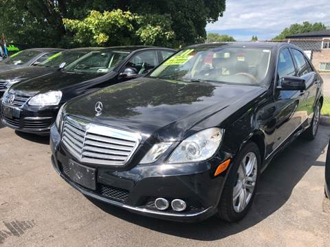 Perfect 2011 Mercedes Benz E Class For Sale In Rochester, NY