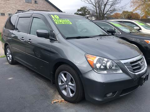 2010 Honda Odyssey for sale in Rochester, NY