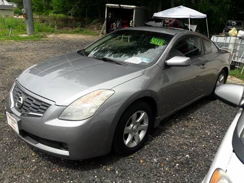 2008 Nissan Altima for sale at Ray's Auto Sales in Elmer NJ