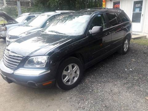 2006 Chrysler Pacifica for sale at Ray's Auto Sales in Elmer NJ