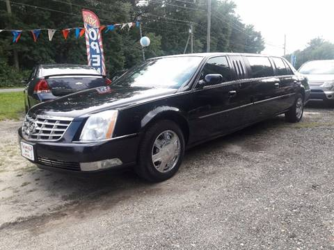 2007 Cadillac Dts  Superior Limo for sale at Ray's Auto Sales in Elmer NJ