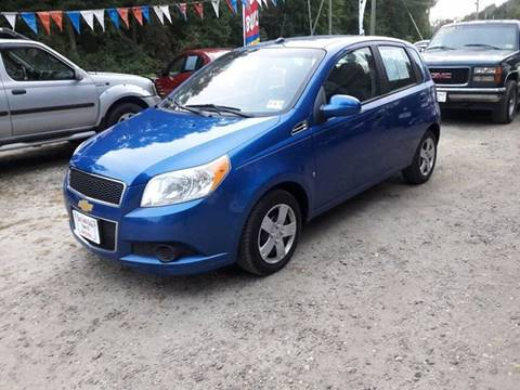 2009 Chevrolet Aveo for sale at Ray's Auto Sales in Elmer NJ