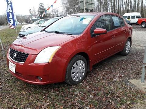 2009 Nissan Sentra for sale at Ray's Auto Sales in Elmer NJ