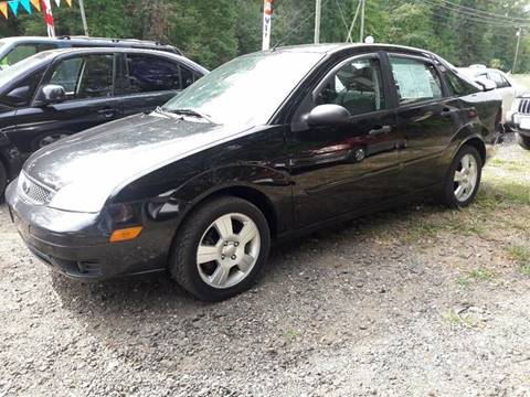 2006 Ford Focus for sale at Ray's Auto Sales in Elmer NJ