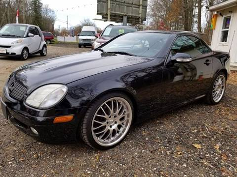 2003 Mercedes-Benz SLK for sale at Ray's Auto Sales in Elmer NJ