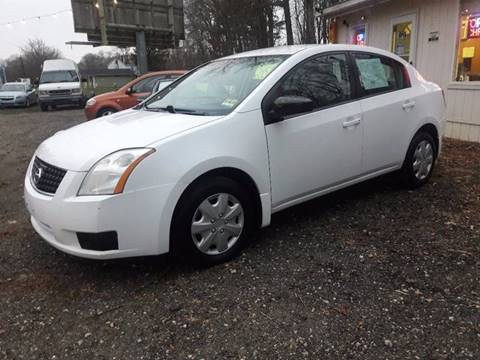 2007 Nissan Sentra for sale at Ray's Auto Sales in Elmer NJ