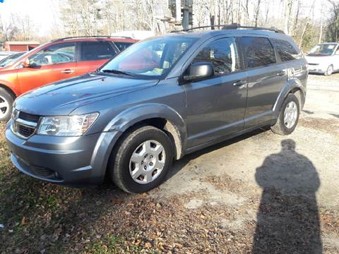 2009 Dodge Journey for sale at Ray's Auto Sales in Elmer NJ