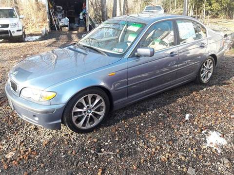 2002 BMW 3 Series for sale at Ray's Auto Sales in Elmer NJ