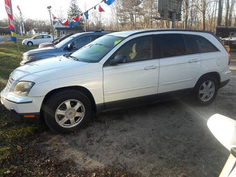 2004 Chrysler Pacifica for sale at Ray's Auto Sales in Elmer NJ