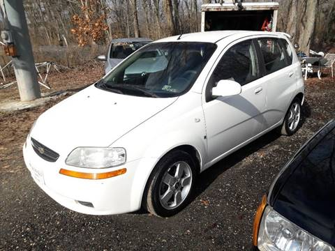 2008 Chevrolet Aveo for sale at Ray's Auto Sales in Elmer NJ