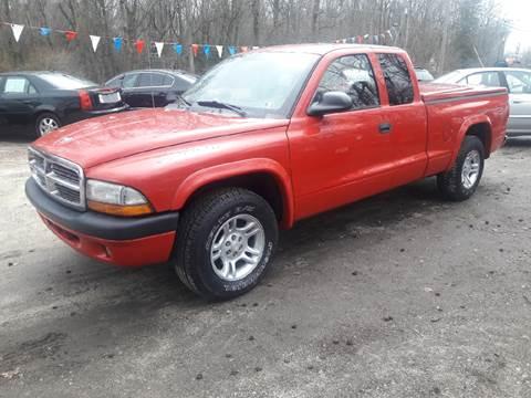 2004 Dodge Dakota for sale at Ray's Auto Sales in Elmer NJ