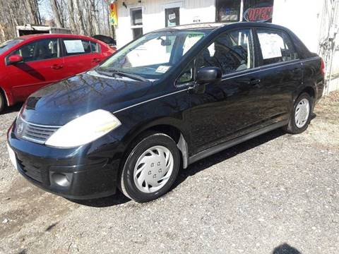 2007 Nissan Versa for sale at Ray's Auto Sales in Elmer NJ