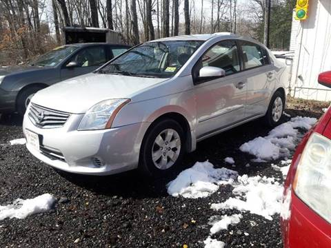 2010 Nissan Sentra for sale at Ray's Auto Sales in Elmer NJ