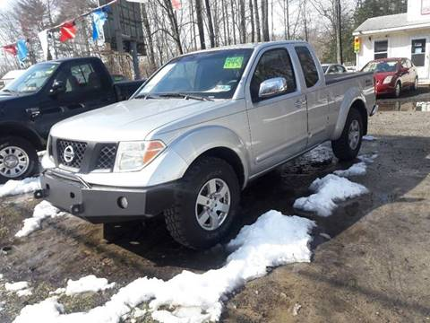 2005 Nissan Frontier for sale at Ray's Auto Sales in Elmer NJ