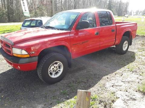 2000 Dodge Dakota for sale at Ray's Auto Sales in Elmer NJ