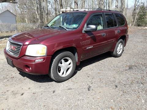2005 GMC Envoy for sale at Ray's Auto Sales in Elmer NJ