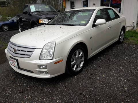 2006 Cadillac STS for sale at Ray's Auto Sales in Elmer NJ
