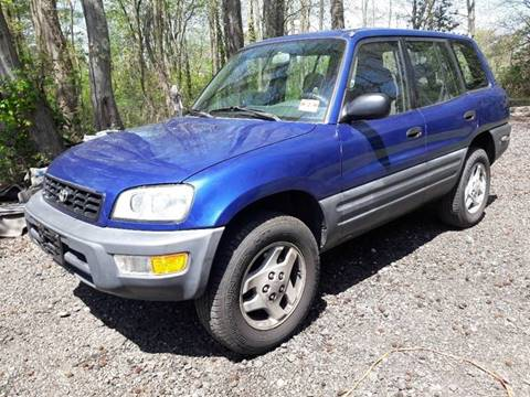 1999 Toyota RAV4 for sale at Ray's Auto Sales in Elmer NJ