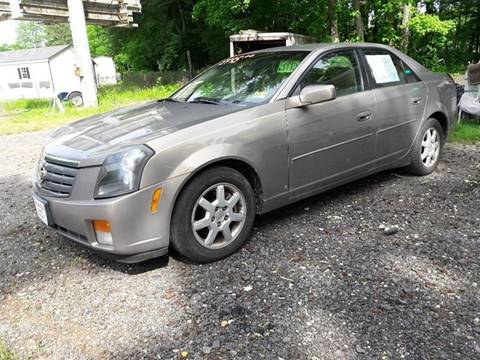 2006 Cadillac CTS for sale at Ray's Auto Sales in Elmer NJ