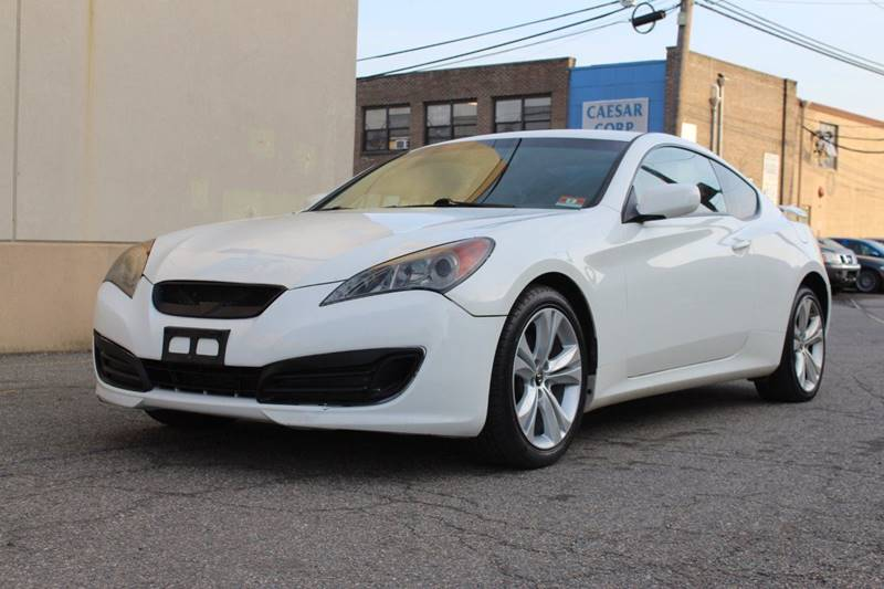 2010 Hyundai Genesis Coupe For Sale At European Auto Exchange LLC In  Hasbrouck Heights NJ