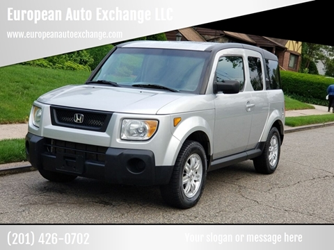 2006 Honda Element for sale in Hasbrouck Heights, NJ