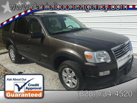 2007 Ford Explorer for sale in Asheville, NC