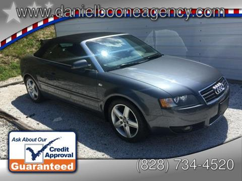 2003 Audi A4 for sale in Asheville, NC