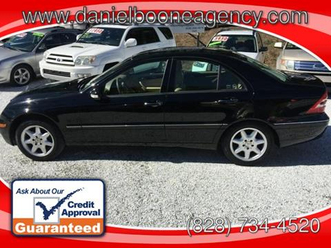2003 Mercedes-Benz C-Class for sale in Asheville, NC