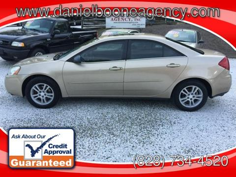 2006 Pontiac G6 for sale in Asheville, NC