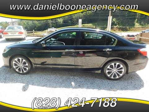 2014 Honda Accord for sale in Asheville, NC