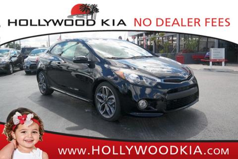 2016 Kia Forte Koup for sale in Hollywood, FL