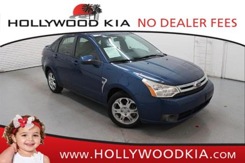 2008 Ford Focus for sale in Hollywood, FL