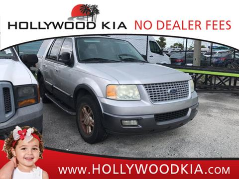 2004 Ford Expedition for sale in Hollywood, FL