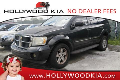2007 Dodge Durango for sale in Hollywood, FL