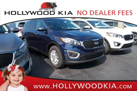 2018 Kia Sorento for sale in Hollywood, FL
