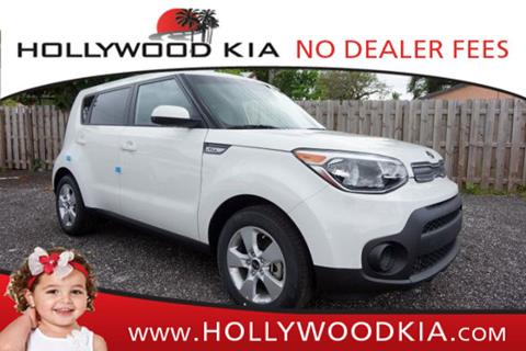 2017 Kia Soul for sale in Hollywood, FL
