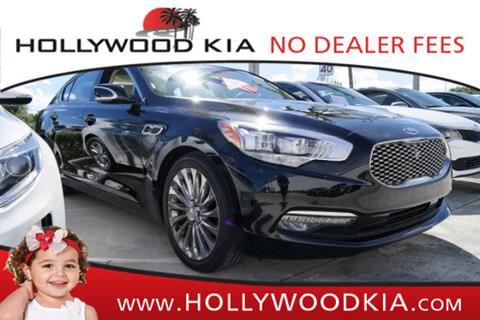 2017 Kia K900 for sale in Hollywood, FL