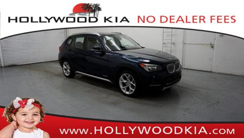 2013 BMW X1 for sale in Hollywood, FL