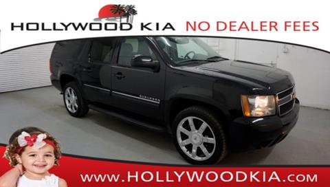2014 Chevrolet Suburban for sale in Hollywood, FL