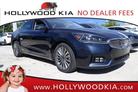 2017 Kia Cadenza for sale in Hollywood, FL