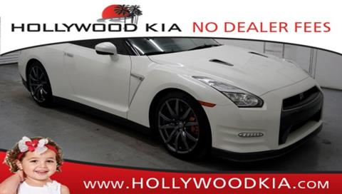 2015 Nissan GT-R for sale in Hollywood, FL