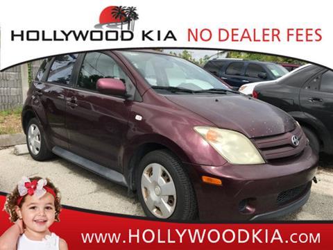 2004 Scion xA for sale in Hollywood, FL