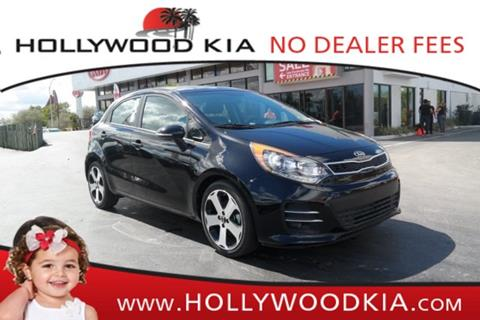 2016 Kia Rio5 for sale in Hollywood, FL