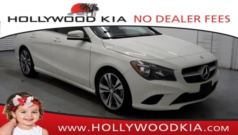 2016 Mercedes-Benz CLA for sale in Hollywood, FL